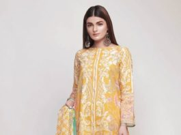 Khaadi Latest Summer Lawn Dresses Designs Collection 2019