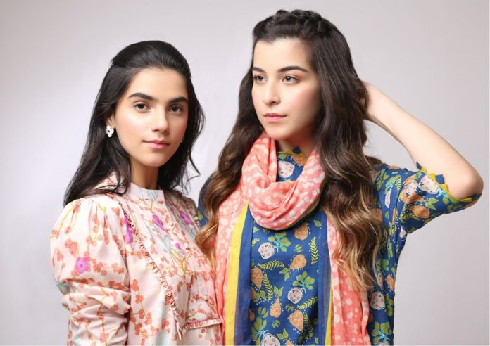 Alkaram summer dresses for girls