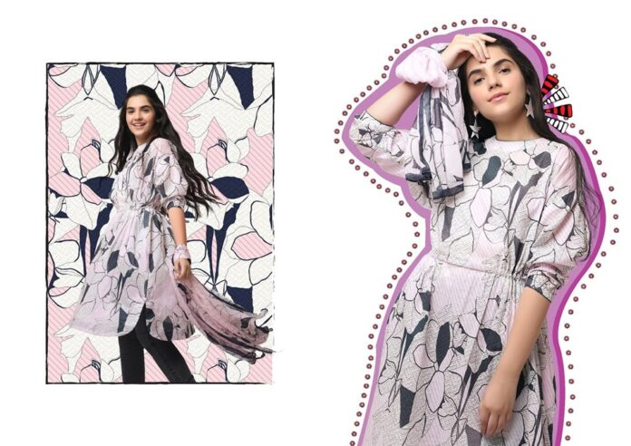 Alkaram summer dresses in pakistan