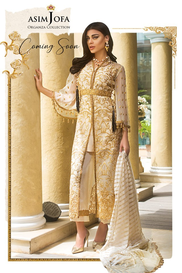 asim jofa pakistani dresses collection