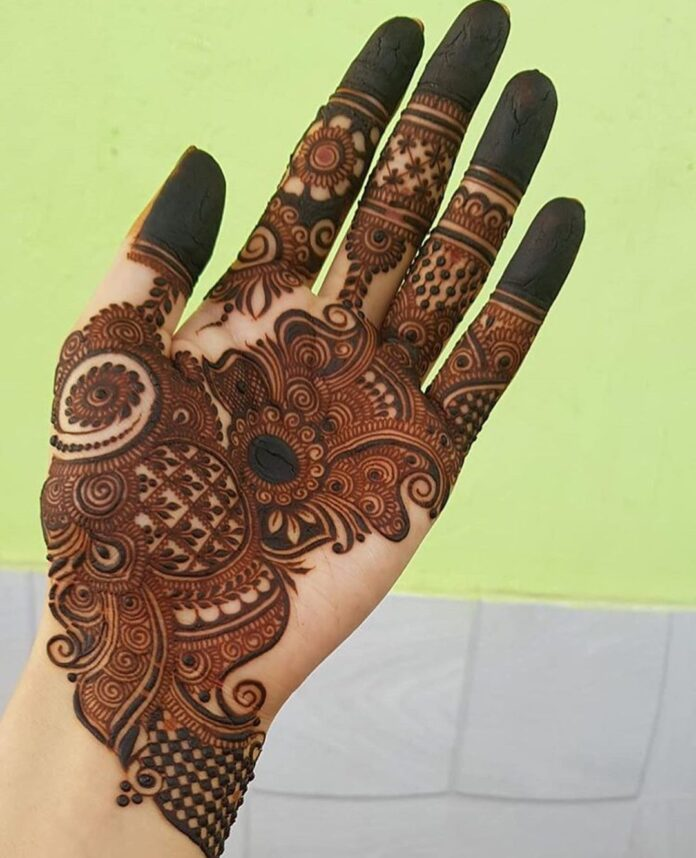 Best Henna Designs: Best Mehndi Designs For Hands 2020 That You Must Try