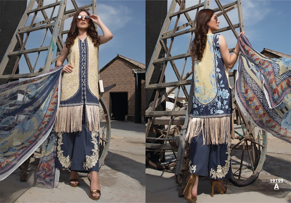 firdous summer lawn print collection