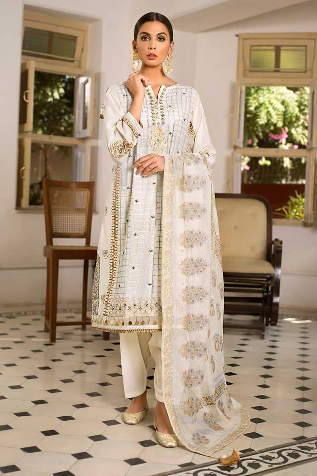 Gul-Ahmed-evening-wear-silk-dresses