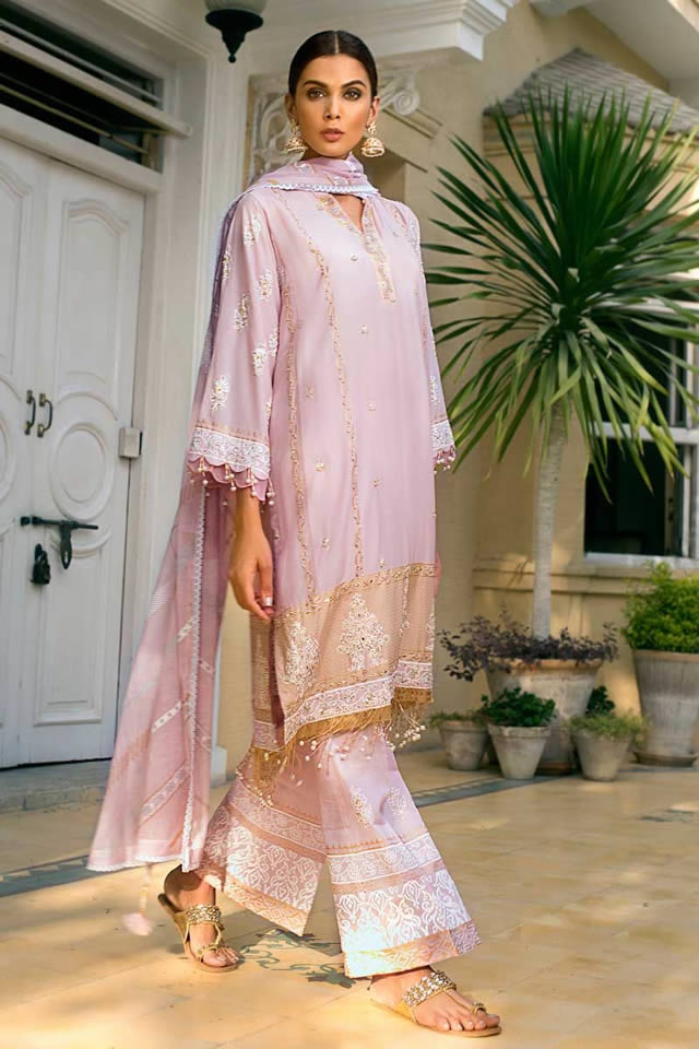 Gul-Ahmed-party-wear-embroidered-dresses