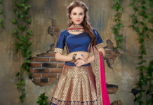 Indian-ethnic-lehenga-designs-for-women