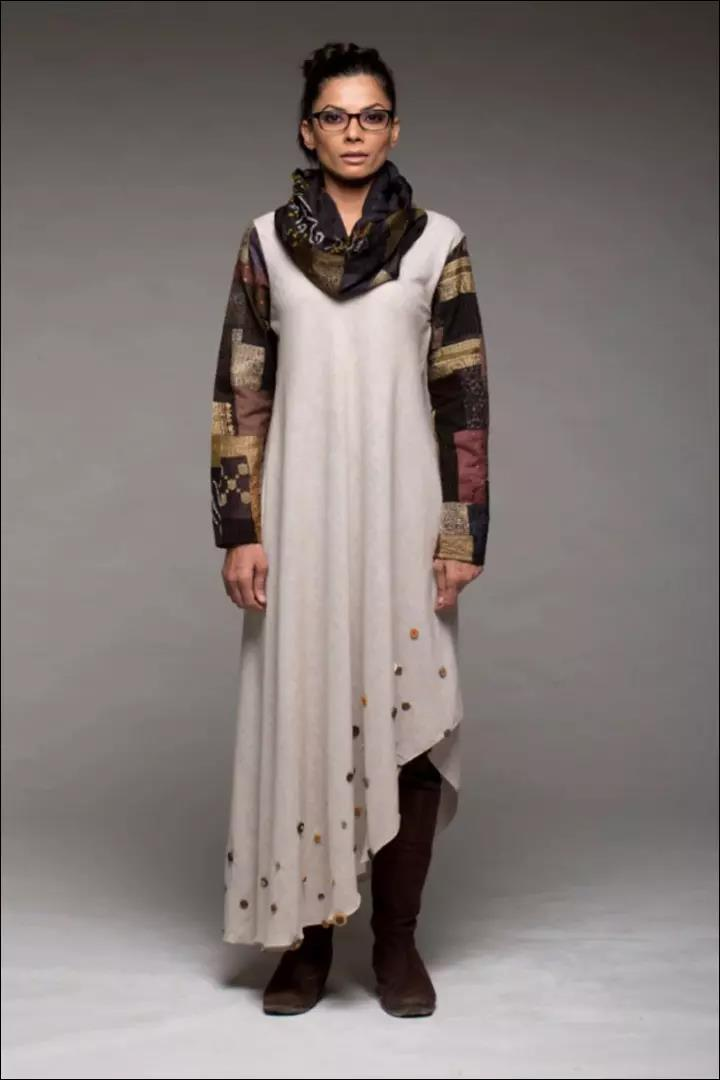 Cowl-Neck-For-Indo-Western-Churidars