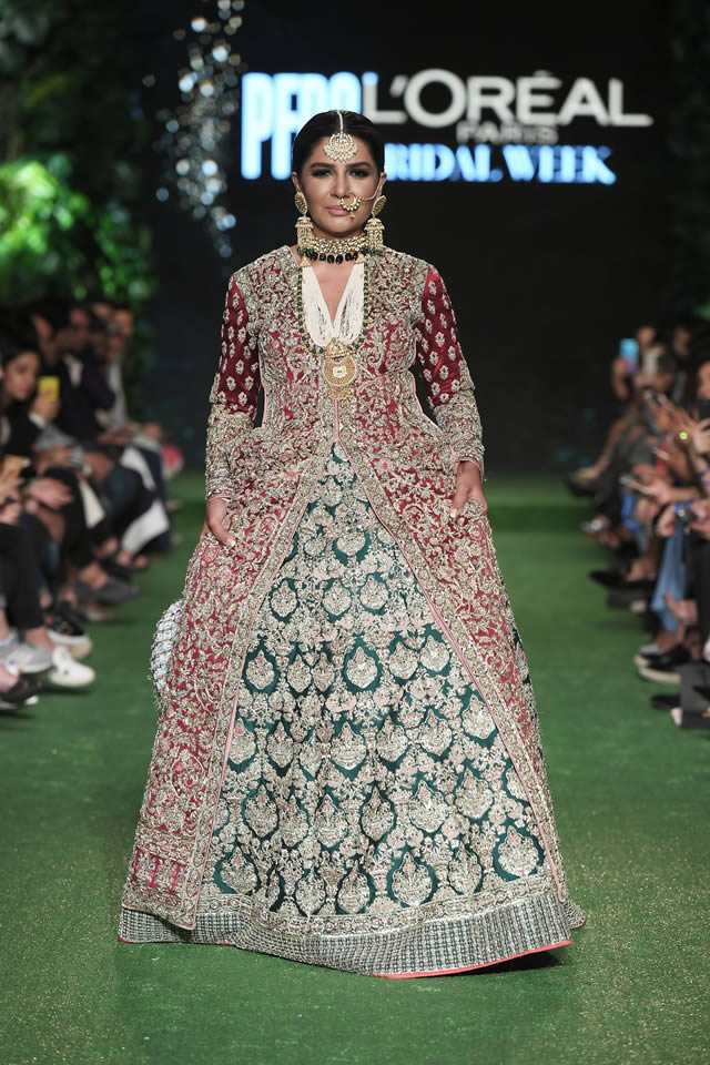 Hussain-Rehar-PFDC-LOreal-Paris-Bridal-Week-2019