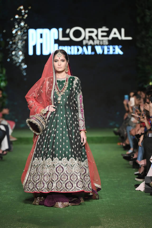 Hussain-Rehar-bridal-wear-collection