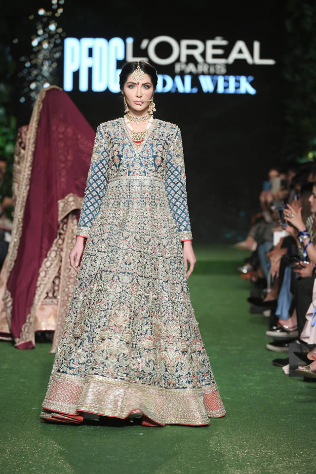 Hussain-Rehar-latest-bridal-collection