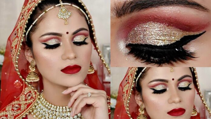 10 indian bridal eye makeup ideas 2020 that you can't miss