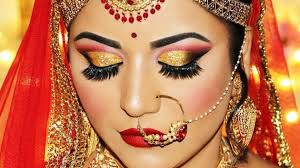 indian-bride-eye-makeup