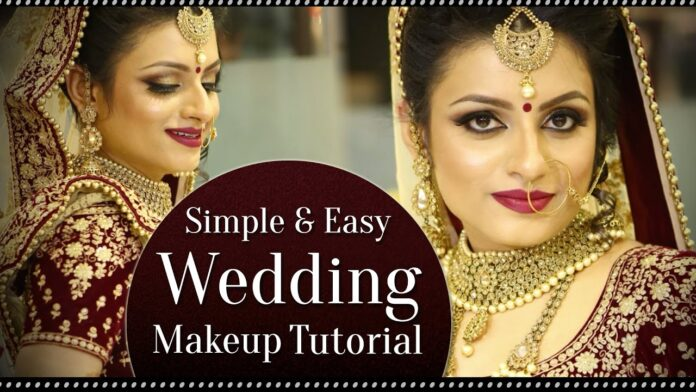 simple-easy-bridal-makeup-look-tutorial