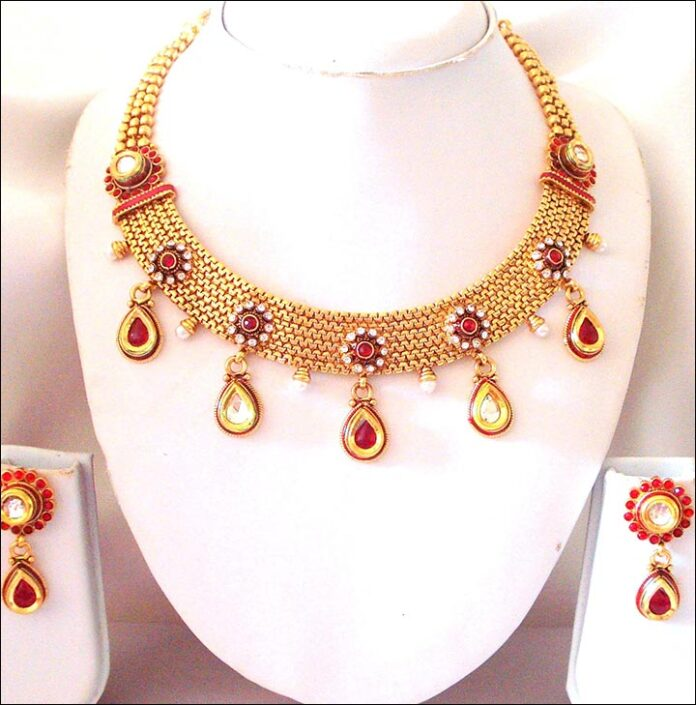 Ruby-Gold-Set