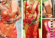 best-bridal-saree-blouse-designs