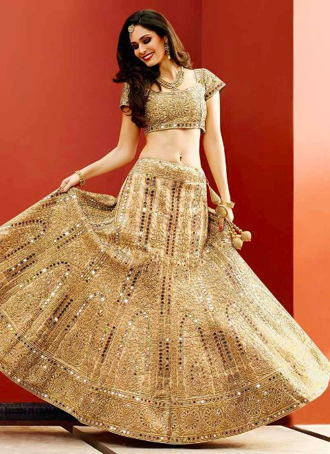 mirror-work-golden-beige-heavy-bridal-lehenga-designer