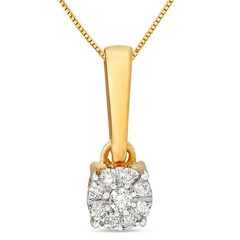 yellow-gold-diamond-pendant