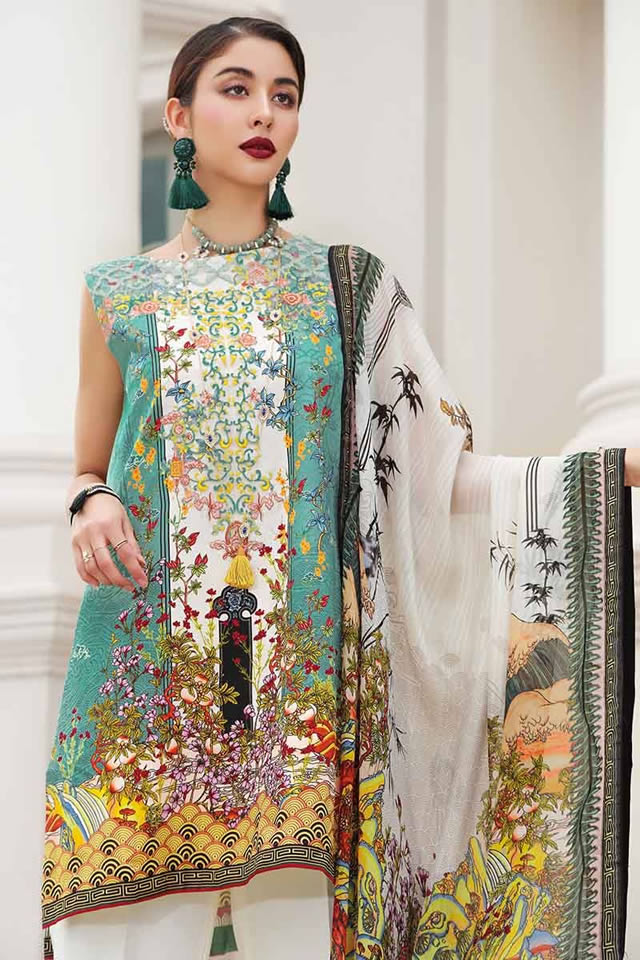 Gul-Ahmed-Silk-collection