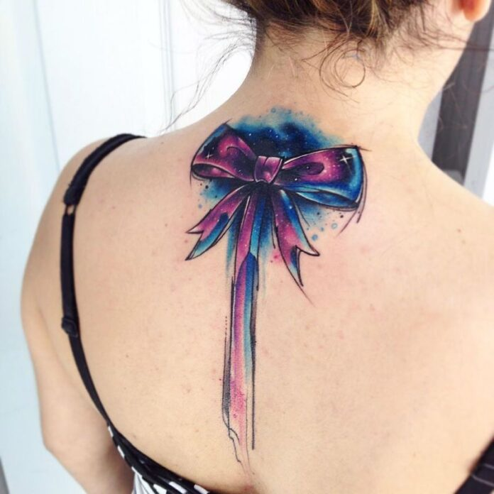 Innovating Watercolor Tattoos