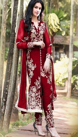 The-designer-salwar-churidaar-suit