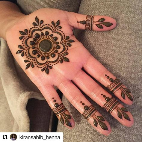 beginner-cute-simple-mehndi-designs-for-front-hands