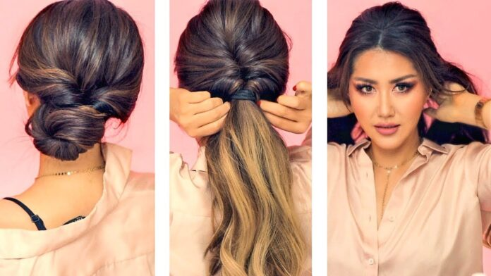 hairstyles-for-work-long-hair