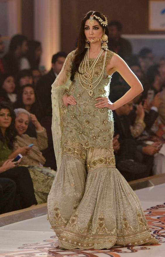jamawar-sharara-designs