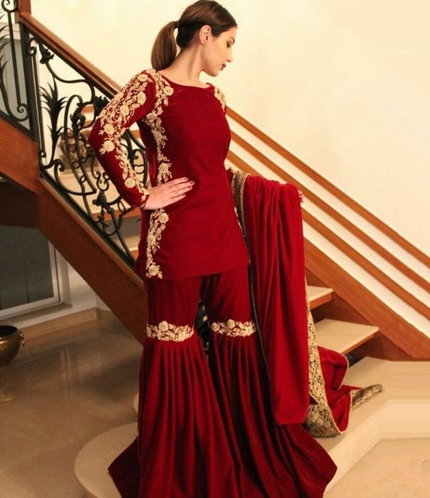 latest-sharara-designs-2020