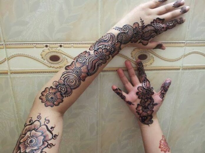 mehndi-designs-arms