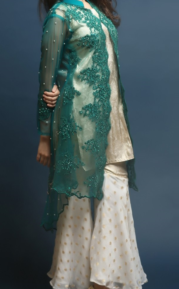 sharara designs suit