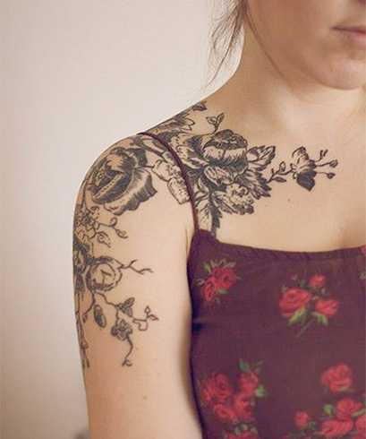 shoulder-tattoos
