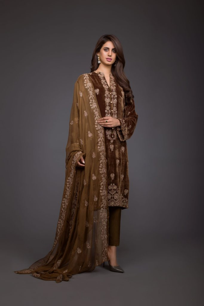Bareeze-Luxury-Winter-Embroidered-Dresses-Shawls-Designs-4