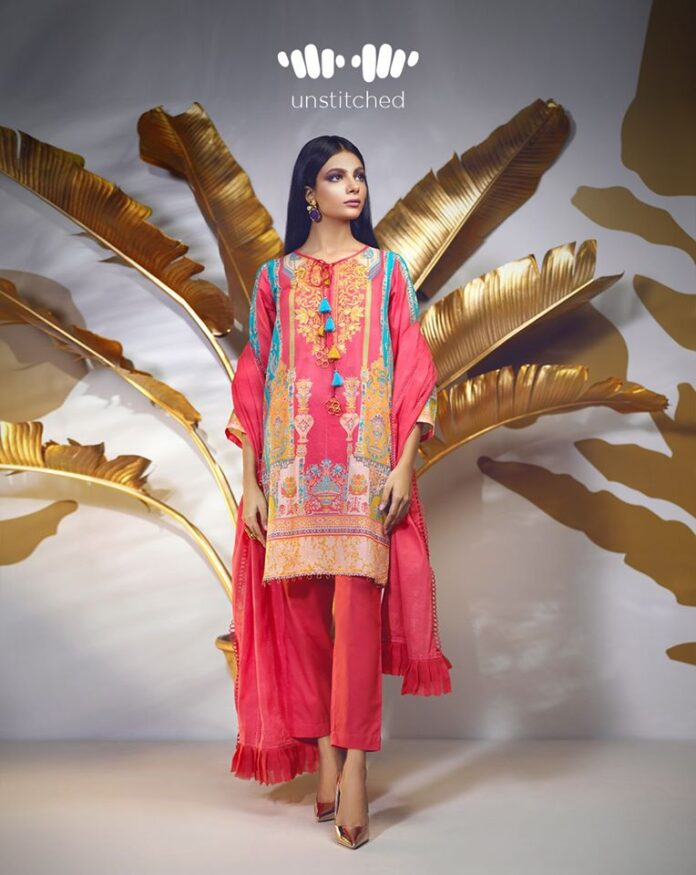Khaadi Winter Unstitched Dresses