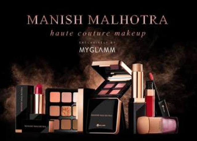 Manish Malhotra Haute Couture Makeup Collection