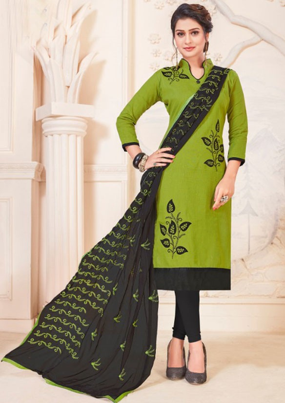cotton-anarkali-lerya-design-churidar-suit