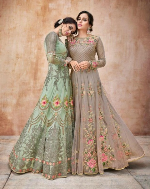 stylish-party-wear-churidar-anarkali-dress