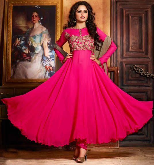 umbrella-cut-anarkali-churidar-designs