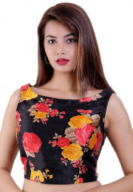 black-and-red-floral-blouse