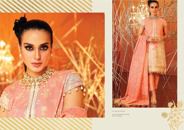 Festive Collection 2020 by Alkaram Studio