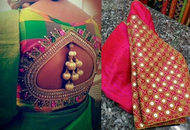 25 Simple Easy Pattu Saree Blouse Designs In 2020 Women Fashion Blog,Gorgeous Lehenga Blouse Designs 2020 For Girl