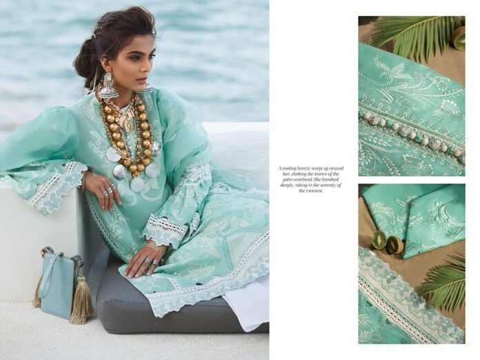Elan Bahari embroidered lawn dresses