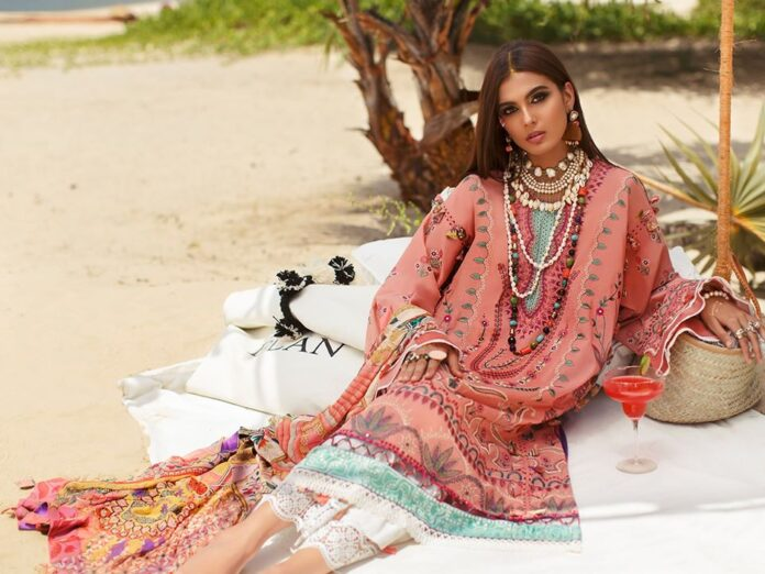 Elan Summer lawn dresses 2020