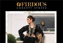 Firdous Digital Printed Lawn Collection