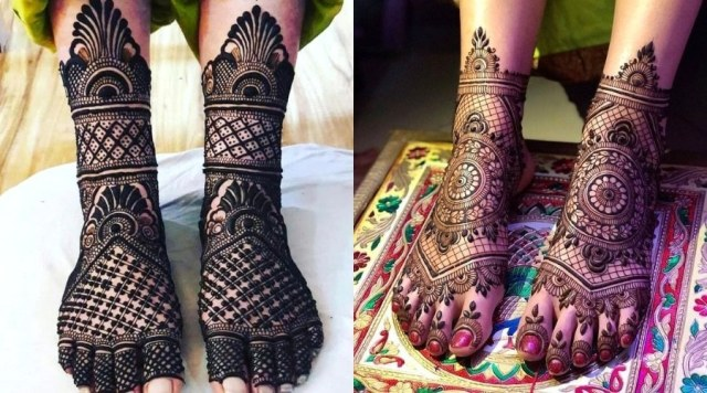 leg-mehndi-design-simple-and-easy