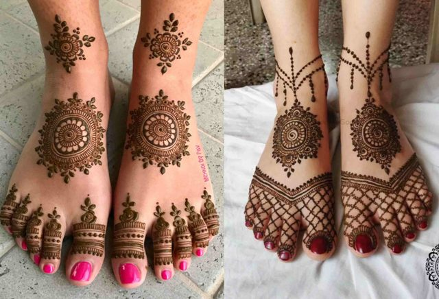 mehndi-design-for-foot