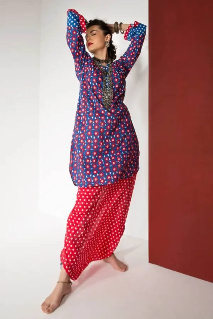 Khaadi-Latest-Winter-Dresses