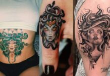 Medusa-Tattoos-Designs-for-Women
