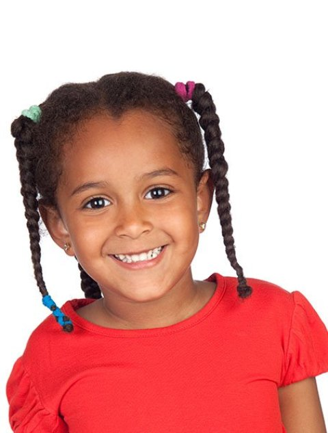 Braids-with-Elastic-Bands