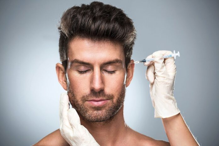 male beauty injections